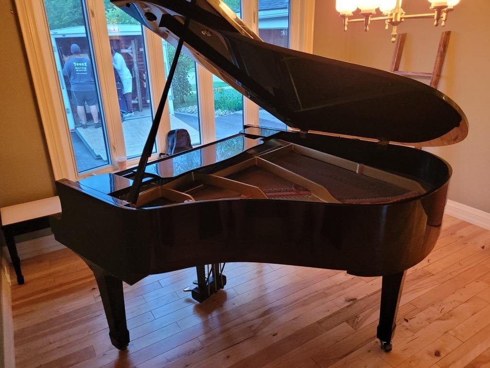Piano Moving – Toronto